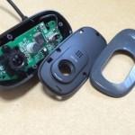 Webカメラに超音波センサーを組み込む