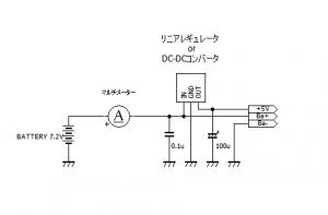 電流測定回路