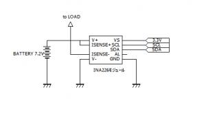 ina226接続図